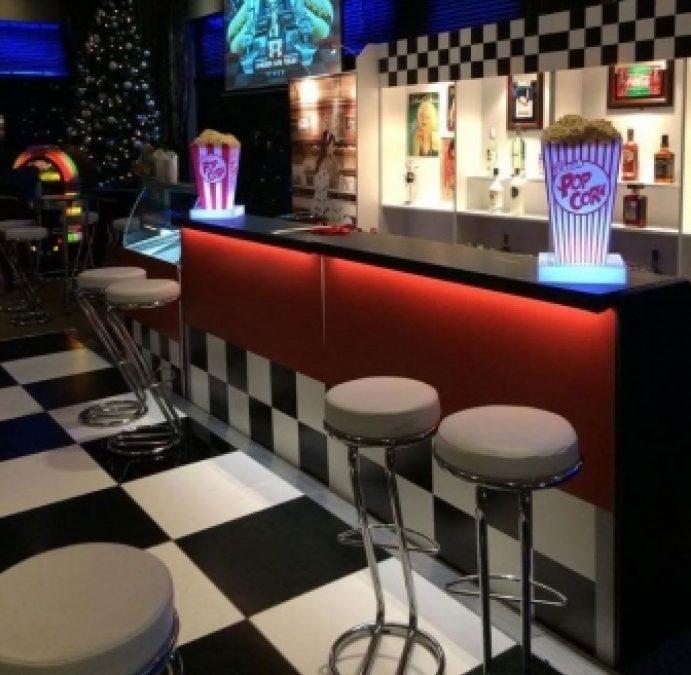 American Diner Bars