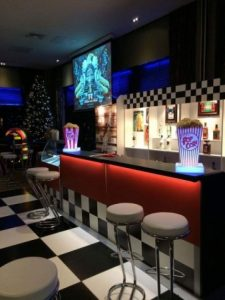 American Diner Mobile Cocktail Bar Hire