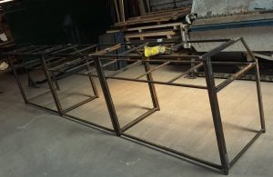Bespoke Mobile Bar Hire Build