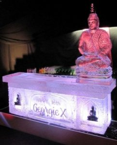 Birthday Ice Bar Hire
