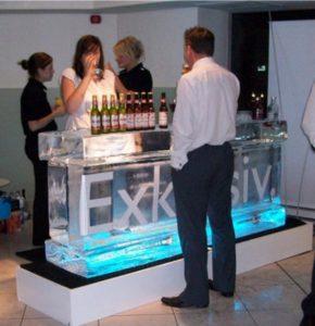 Corporate Ice Bar Hire