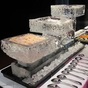 Catering Buffet Ice