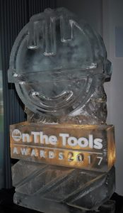 On the Tools Award 2017 Ice Luge