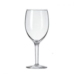 Large Wine Glass Plain 12oz / 34cl
