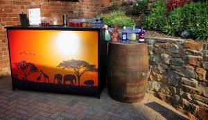 African Safari Bar Hire