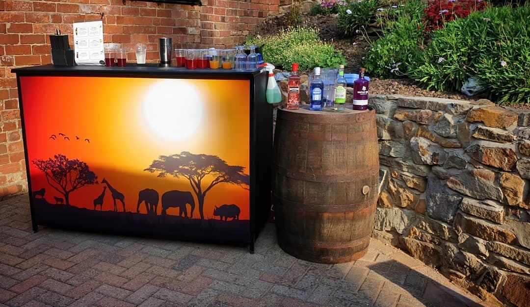Safari Bars