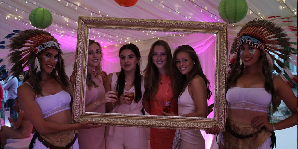 themed birthday party hungerford- flirtina events