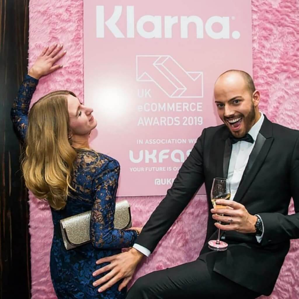 corporate events london - flirtina events