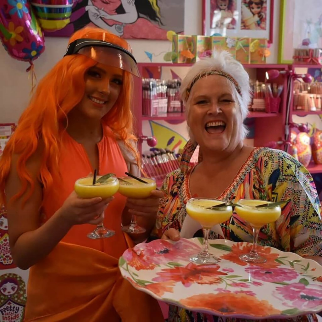 themed cocktail party liverpool - flirtina events